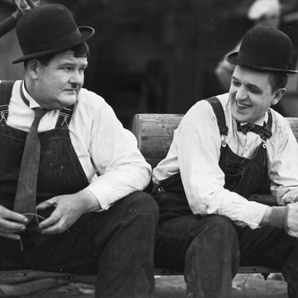 laurel hardy