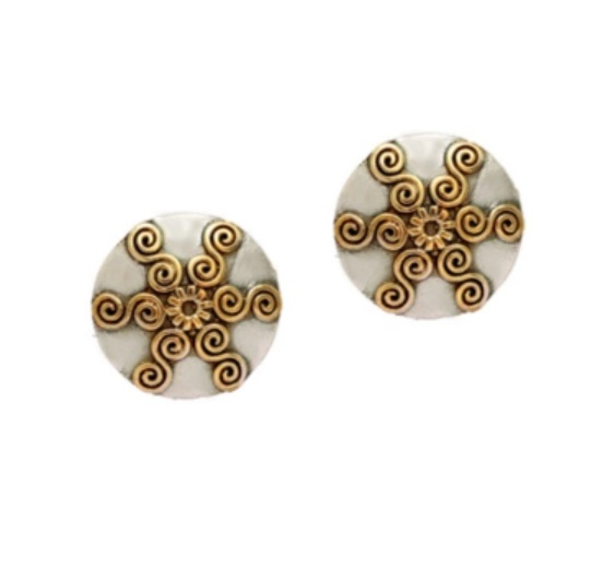 19-jewellery-designs-silver-gold-stud