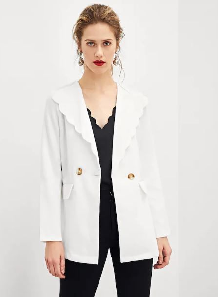 Shein-White-Blazer-Sonam-Kapoor-Sporty-Date All-White-OOTD