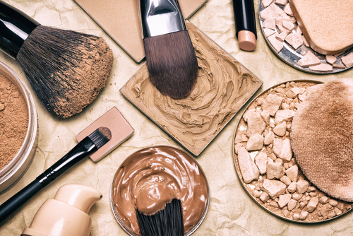 7  beauty industry buzz words and industry terms - nude makeup