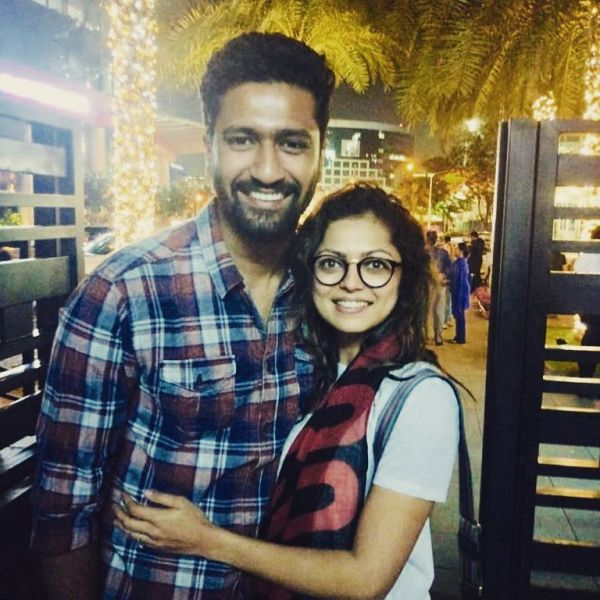 Drashti Dhamis Josh Is High After Meeting Vicky Kaushal