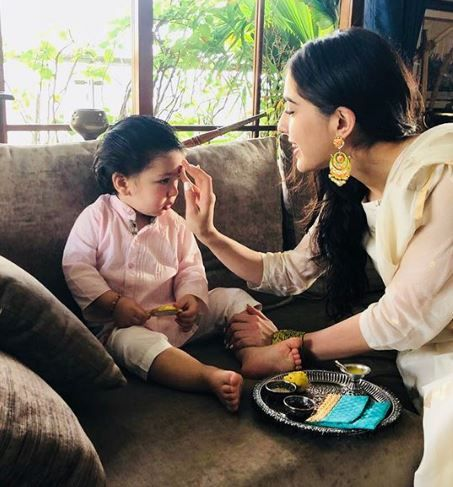 Sara Ali Khan Has The Coolest Response To Media-Infused Rivalry With Janhvi Kapoor- Sara Taimur