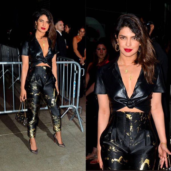 8 Priyanka Chopra Is Constantly Bored Of Her Hair Colour