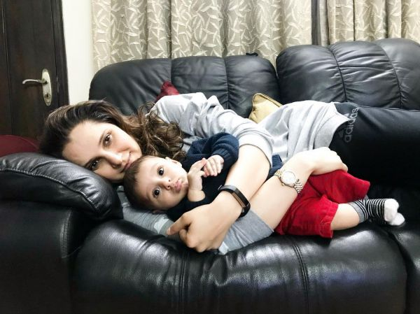 1-sania-mirza-latets-post-with-son-izhaan-on-instagram
