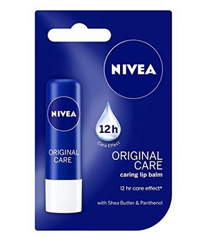 8 Nivea Essential Original Lip Care lip balms for winter