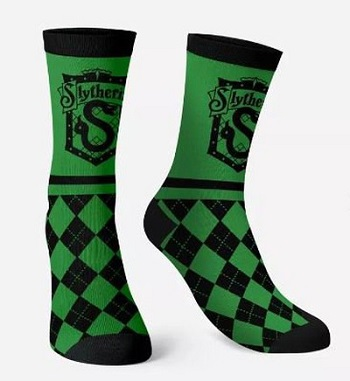 Gifts For Book Lovers- Harry Potter socks