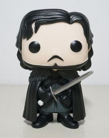 Gifts For Booklovers- GOT action figure