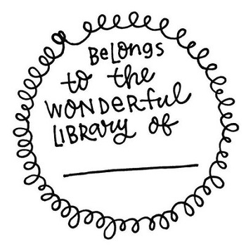 Gifts For Booklovers- Stamp