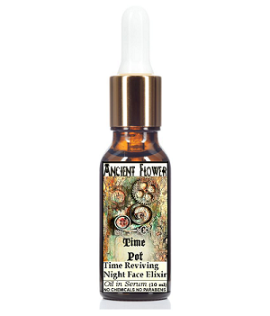 Ancient-Flower-Time-Pot-Time Reviving-Night Face Elixir