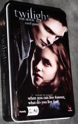 Gifts For Book Lovers- Twilight cards