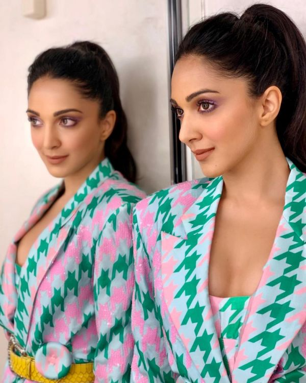 7 Try The Celeb-Approved Date Night Beauty Looks This Valentine's Day - kiara advani