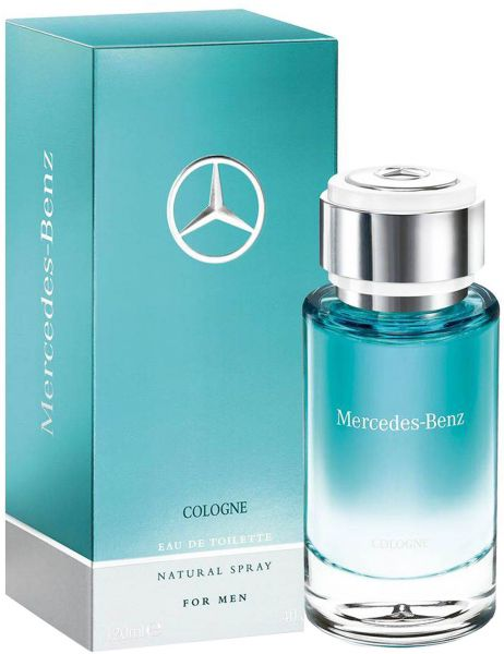 2. luxury perfumes on sale - Mercedes Benz Cologne For Men 120ml