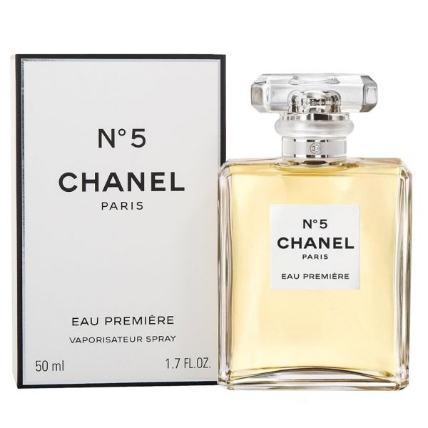 7. luxury perfumes on sale - Chanel No. 5 Eau Premiere For Women 50ml