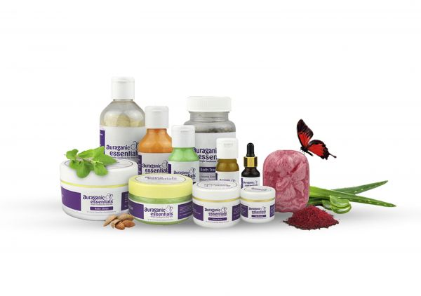Auraganic Essentials Products