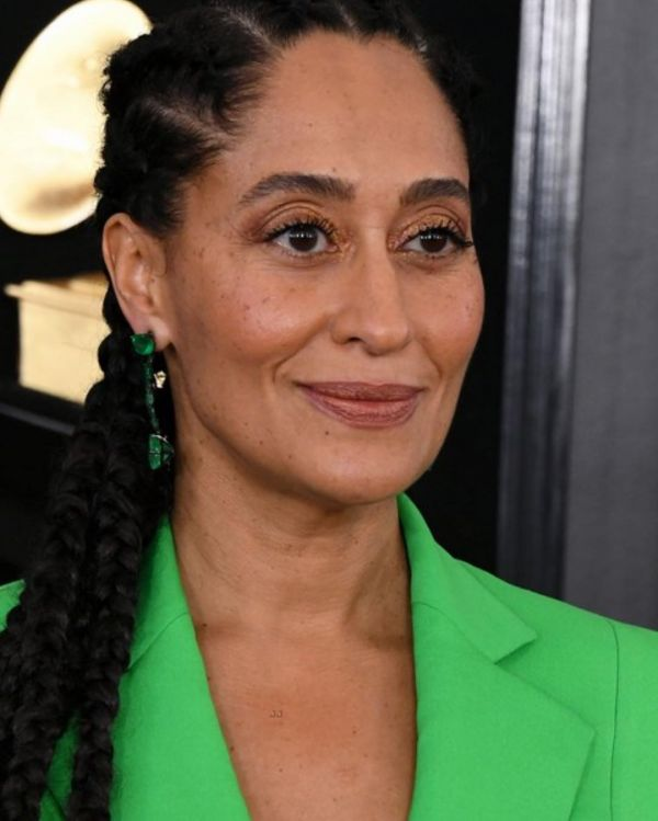 3 Wildest Hair   Makeup Trends That Took Over Grammys 2019 - tracee ellis scott