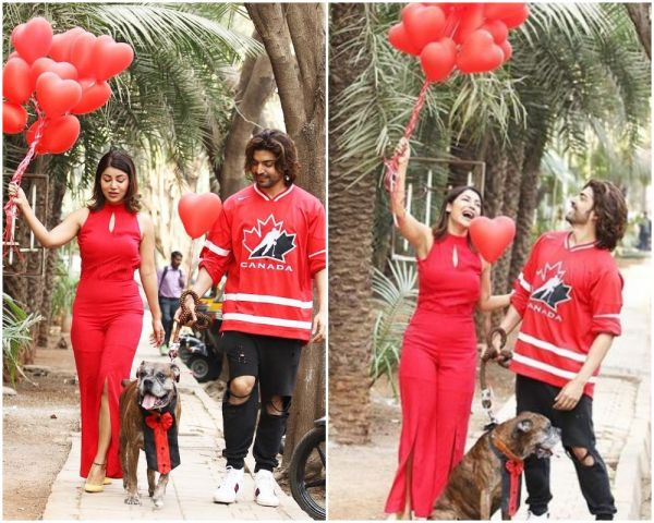 bollywood-valentines-day-celebration-gurmeet-choudhary-debina-bonerjee