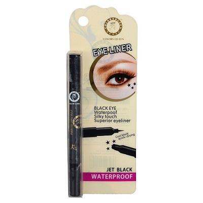 Queen Waterproof Eyeliner With Star Stamp