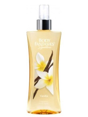 5 perfume Body Fantasies Signature Vanilla Fragrance Body Spray
