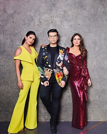 Koffee With Karan 6 Season Finale- Kareena And Priyanka