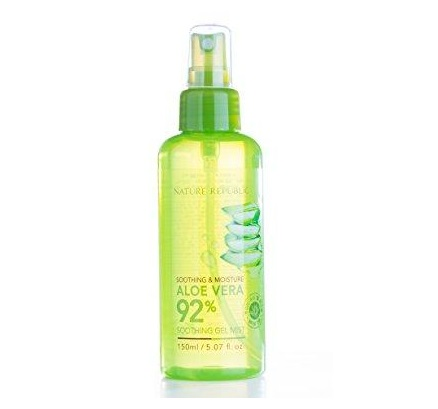 Nature-Republic-Soothing- -Moisture-Aloe Vera-korean-beauty-products-in-india