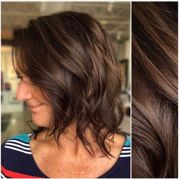 9 gorgeous layered haircut - layered bob haircut