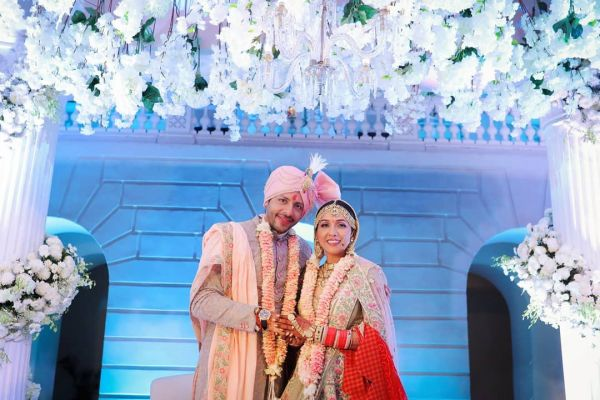neeti mohan nihaar pandya wedding picture 02
