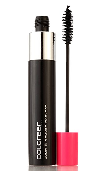 7 best mascaras Colorbar Zoom   Whoosh Mascara Black Sin 001