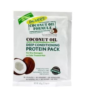 1. Palmer's Coconut Oil Formula Deep Conditioning Protein Pack