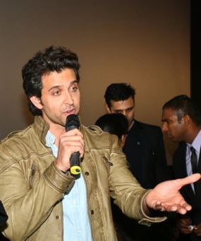 Times When Bollywood Celebs Snapped At The Media- Hrithik Roshan