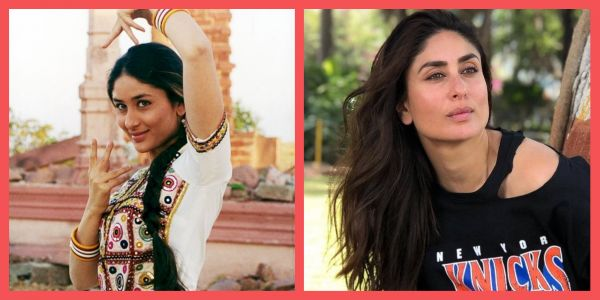 kareena kapoor then and now