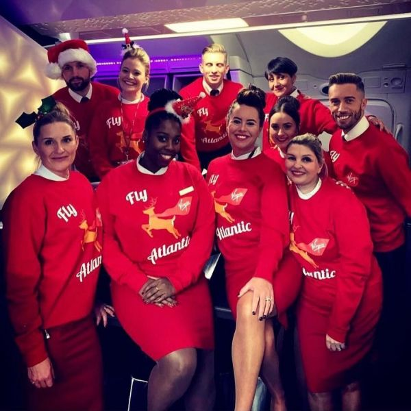 2 Virgin Atlantic Airline Has Made Makeup Optional For Its Female Cabin Crew