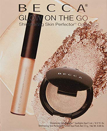 Becca - Glow On The Go Kit - Champagne Pop all inclusive beauty brands
