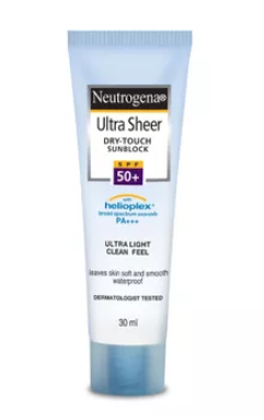 neutrogena-ultrasheer-dry-touch-sunblock-spf-50-best-sunscreen-for-oily-skin