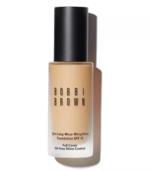 bobbi-brown-skin-long-wear-weightless-foundation-spf-15-best-foundation-for-oily-skin