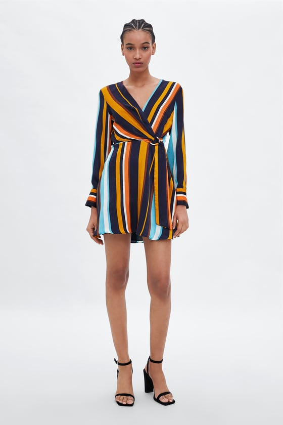 3-how-to-wear-striped -dresses