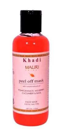 Khadi-Peel-Off-Mask-Pomegranate-peel-off-face-mask