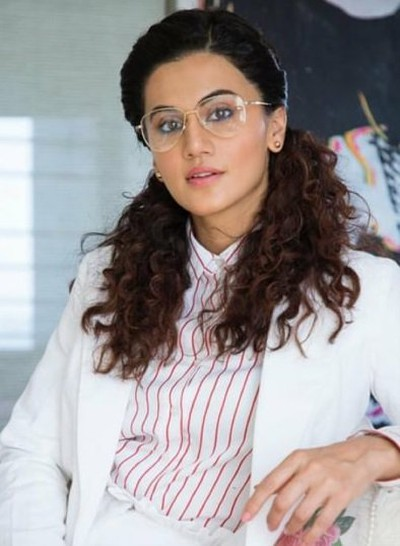 Curly Hair Care- Taapsee