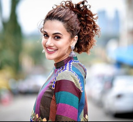 Curly Hair Care- Tapsee1