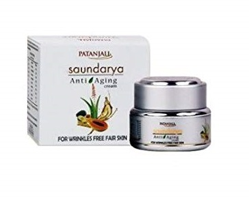Patanjali-best-anti-aging-creams-in-India