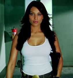 Female Cops in Bollywood- bipasha