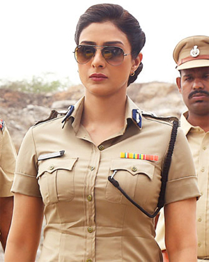 Female Cops in Bollywood- tabu