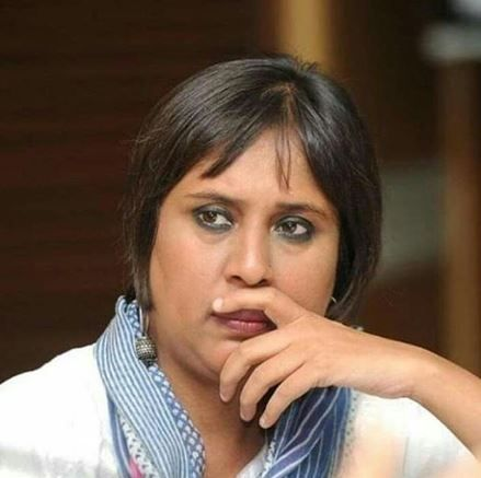 barkha dutt thinking