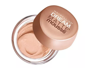 8. Maybelline Dream Matte Mousse Foundation