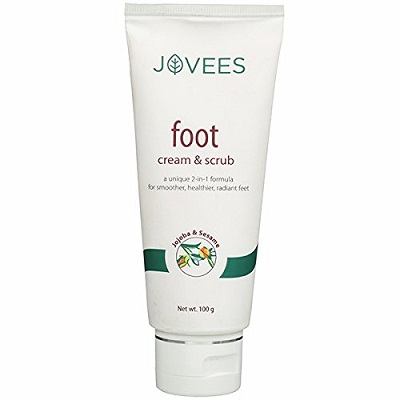 Jovees-2-in-1-Foot-Care-best-foot-scrubs