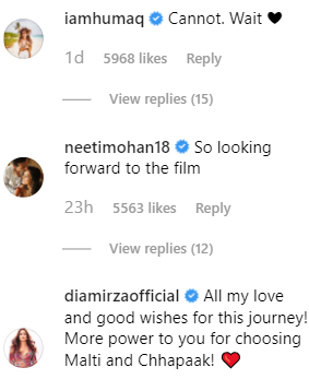 4 rangoli chandal comment on deepika's look on instagram
