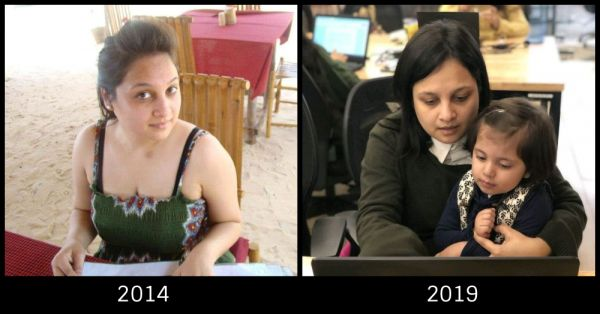 POPxoTurns5  Team POPxo Takes The  POPxo5YearChallenge - nikky sachdev
