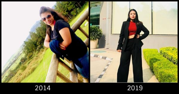POPxoTurns5  Team POPxo Takes The  POPxo5YearChallenge - pamela kundu