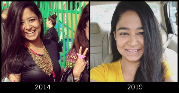 POPxoTurns5  Team POPxo Takes The  POPxo5YearChallenge - nitya uppal