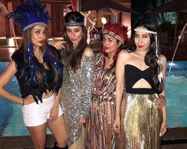 2 malaika and arjun set a wedding date malaika with her girl gang