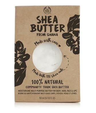 april-new-beauty-launches-new-launch-makeup-The Body Shop Raw Shea Butter